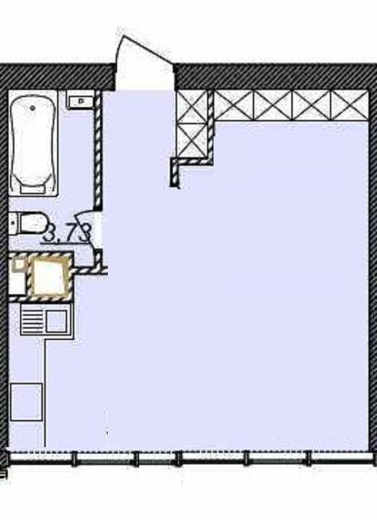 продажа однокомнатной квартиры номер A-139538 в Малиновском районе, фото номер 7